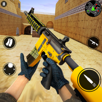 New Counter Terrorist Gun Shooting Game  APK MOD (Unlimited Money) Download for android