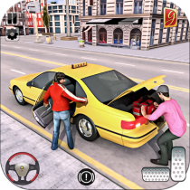 New Taxi Simulator – 3D Car Simulator Games 2020  APK MOD (Unlimited Money) Download for android