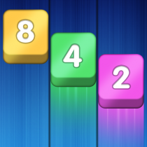 Number Tiles Merge Puzzle  1.0.10 APK MOD (Unlimited Money) Download for android