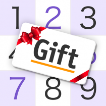Sudoku ‐Puzzle&Prize Win a Gift Cards on the spot!  APK MOD (Unlimited Money) Download for android