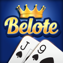 VIP Belote – French Belote Online Multiplayer  APK MOD (Unlimited Money) Download for android