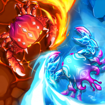 Crab War : Idle Swarm Evolution  APK MOD (Unlimited Money) Download for android