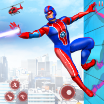 Flying Robot Superhero: Rescue City Survival Games  APK MOD (Unlimited Money) Download for android