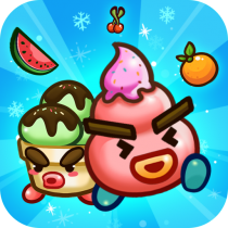 Fruit & Ice Cream – Ice cream war Maze Game APK MOD (Unlimited Money) Download for android