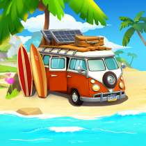 Funky Bay – Farm & Adventure game  43.7.92 APK MOD (Unlimited Money) Download for android