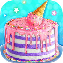 Ice Cream Cone Cake – Sweet Trendy Desserts  APK MOD (Unlimited Money) Download for android