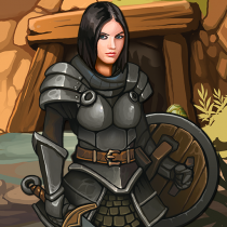 Moonshades dungeon crawler RPG game  1.6.13 APK MOD (Unlimited Money) Download for android