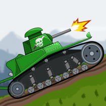 Tank Battle War 2d: game free  1.0.6.0 APK MOD (Unlimited Money) Download for android