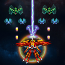 Alien Attack: Galaxy Invaders  APK MOD (Unlimited Money) Download for android