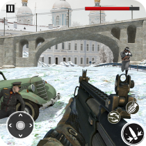 American World War Fps Shooter Free Shooting Games  APK MOD (Unlimited Money) Download for android