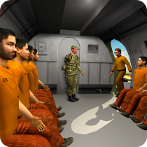 Army Criminals Transport Plane  APK MOD (Unlimited Money) Download for android