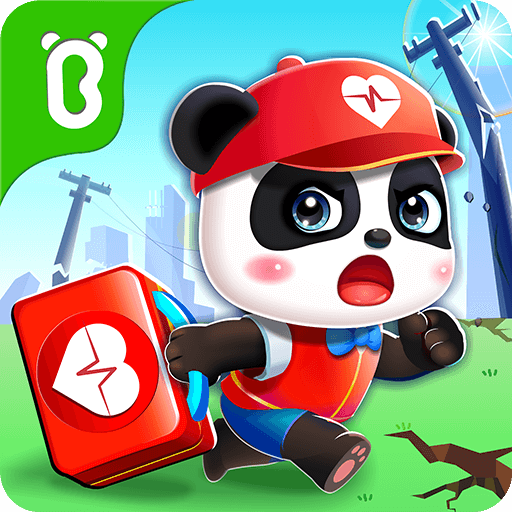 Baby Panda Earthquake Hero APK MOD (Unlimited Money) Download for android