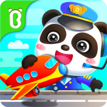 Baby Panda's Airport  APK MOD (Unlimited Money) Download for android