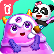 Baby Panda's Monster Spa  Salon  APK MOD (Unlimited Money) Download for android