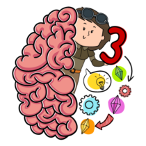Brain Test 3 Tricky Quests & Adventures  0.35 APK MOD (Unlimited Money) Download for android