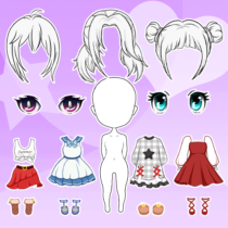 Chibi Doll – Avatar Creator  2.2 APK MOD (Unlimited Money) Download for android