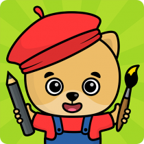 Coloring and drawing for kids  3.107 APK MOD (Unlimited Money) Download for android