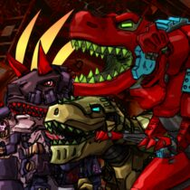 Dino Robot Battle Field – Armoured Dinosaurs War  APK MOD (Unlimited Money) Download for android
