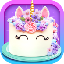 Girl Games: Unicorn Cooking Games for Girls Kids  APK MOD (Unlimited Money) Download for android