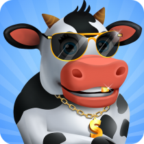Idle Cow Clicker Games: Idle Tycoon Games Offline  APK MOD (Unlimited Money) Download for android