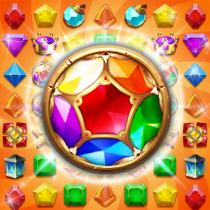 Jewels Cave Crush: Match 3 Puzzle  APK MOD (Unlimited Money) Download for android