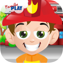 Kids Fire Truck Fun Games  APK MOD (Unlimited Money) Download for android