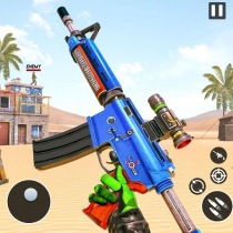 Modern FPS Shooting Game: Counter Terrorist Strike  APK MOD (Unlimited Money) Download for android