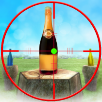 Real Bottle Shooting  APK MOD (Unlimited Money) Download for android