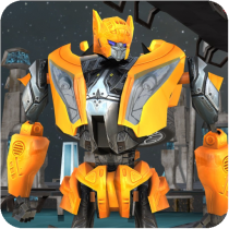 Robot City Battle  APK MOD (Unlimited Money) Download for android