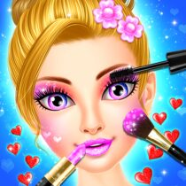 Valentine Beauty Salon – Makeover Game  APK MOD (Unlimited Money) Download for android