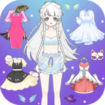 Vlinder Princess Dress Up Games, Avatar Fairy 1.6.56 APK MOD (Unlimited Money) Download for android