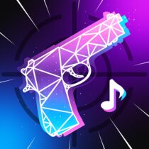 Beat Fire 3D:EDM Music Shooter  APK MOD (Unlimited Money) Download for android