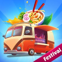Cooking Truck Food truck worldwide cuisine  1.0.17 APK MOD (Unlimited Money) Download for android