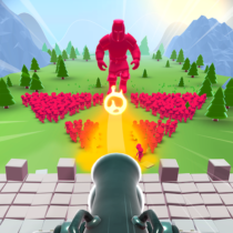 Crowd Defense  APK MOD (Unlimited Money) Download for android