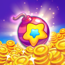 Crystal Crunch: New Match 3 Puzzle | Swap Gems  APK MOD (Unlimited Money) Download for android