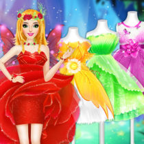 Fairy Princess Dress Up Games For Girls APK MOD (Unlimited Money) Download for android