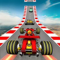 Impossible Formula Jet Car Racing Stunts  APK MOD (Unlimited Money) Download for android