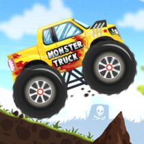 Kids Monster Truck  APK MOD (Unlimited Money) Download for android