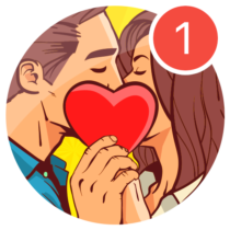Kiss Me Spin the Bottle for Dating, Chat & Meet  1.0.51 APK MOD (Unlimited Money) Download for android