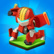Merge Robots – Click & Idle Tycoon Games  APK MOD (Unlimited Money) Download for android