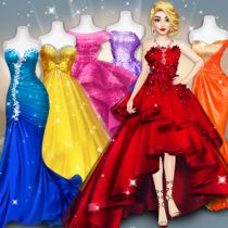 Model Fashion Red Carpet: Dress Up Game For Girls  0.9 APK MOD (Unlimited Money) Download for android