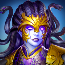 MythWars amp; Puzzles: RPG Match 3  2.3.1.16 APK MOD (Unlimited Money) Download for android