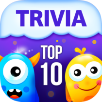 TOP 10 TRIVIA –  Quiz Questions  APK MOD (Unlimited Money) Download for android
