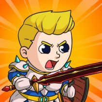 Warrior Clicker  APK MOD (Unlimited Money) Download for android