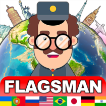 World Geography: Flagmania! Flags of the world!  APK MOD (Unlimited Money) Download for android