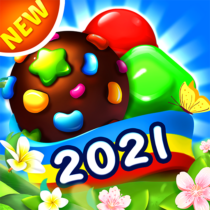 Candy Blast Mania – Match 3 Puzzle Game  APK MOD (Unlimited Money) Download for android